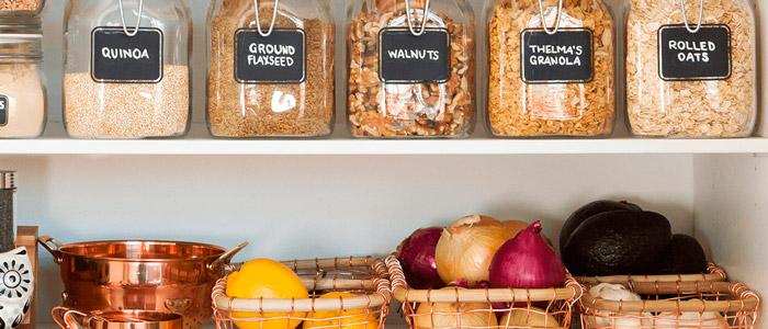 6 Dicas para acabar com a fome emocional e compulsao alimentar - Mude seus habitos mudando a sua cozinha FOTO