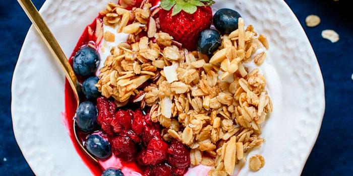 Beneficios - Descubra a verdade sobre a granola foto