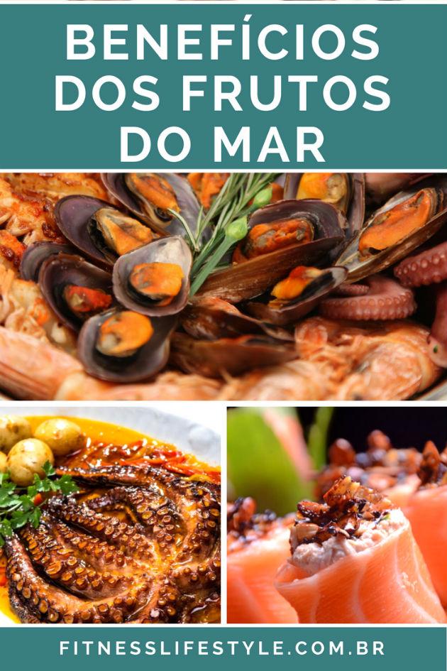 Veja os benefícios dos frutos do mar para sua saúde foto