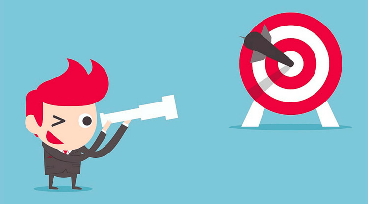 7 Atitudes que voce NAO pode ter para atingir seus objetivos -Falta de foco e intencao imagem