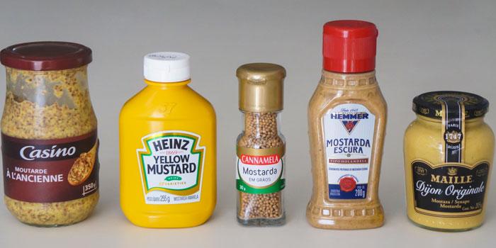 Saiba como comprar a mostarda mais saudável - como comprar