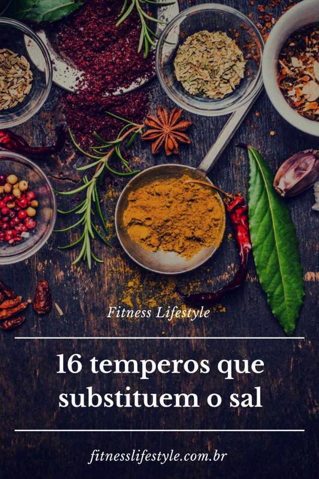 16 temperos que substituem o sal na cozinha foto