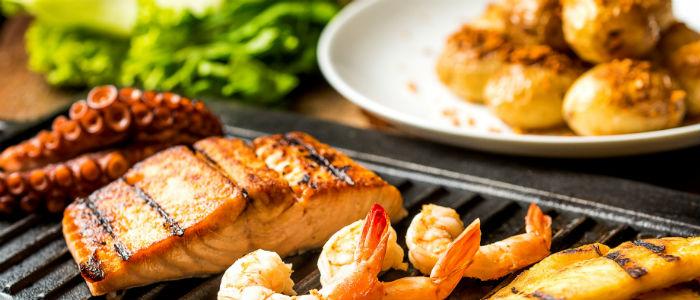 Veja os benefícios dos frutos do mar para sua saúde - como consumir foto